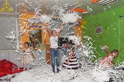 Бумага д/бумажного шоу (1кг) - фото 5292