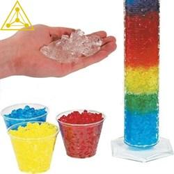 Радужные кристаллы (полный набор с цилиндром и красителями) - фото 5493