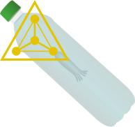 Медуза в бутылке - фото 5846