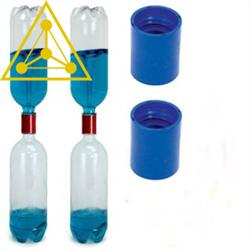Водоворот или Торнадо в бутылке (полный набор) - фото 5849