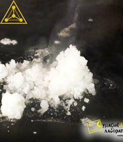 Превращаем жидкость в соль (секрет, жидкий азот) - фото 6493