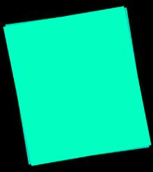 Светящаяся бумага формат А4 (3шт.+УФ фонарик) - фото 6677