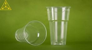 Стакан пластиковый (500 мл)