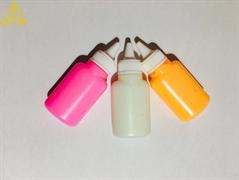 Ультрафиолетовый грим (набор 3 цвета по 40 мл)