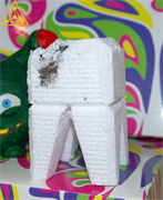 Зуб пенопластовый (набор 1шт)