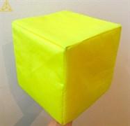 Чехлы на поролоновый кубик