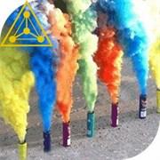 Цветной дым (5 штук)