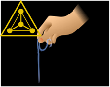 Реагент для светящихся в темноте полимерных червяков и супер-слизи (лизунов)