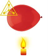 Нелопающийся шарик (секрет)