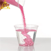 Сухой песок из воды (Гидрофобный, ненамокающий песок (200 грамм)