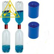 Водоворот или Торнадо в бутылке (полный набор)