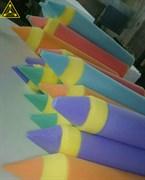 Карандаши разноцветные 1 шт.