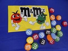 """Реквизит """"Пачка M&M's"""""""